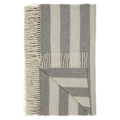 John Lewis - Herringbone stripe £65