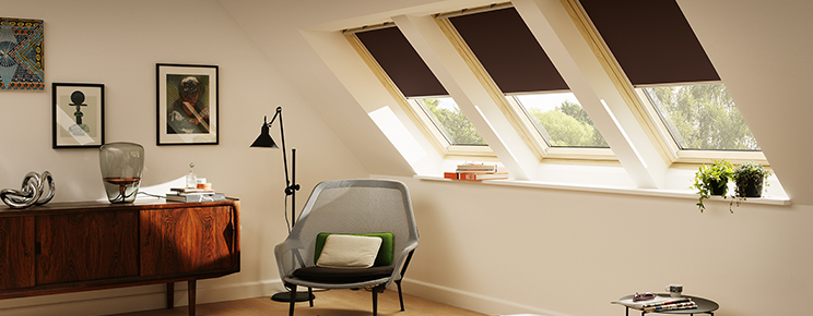 Velux black out blinds