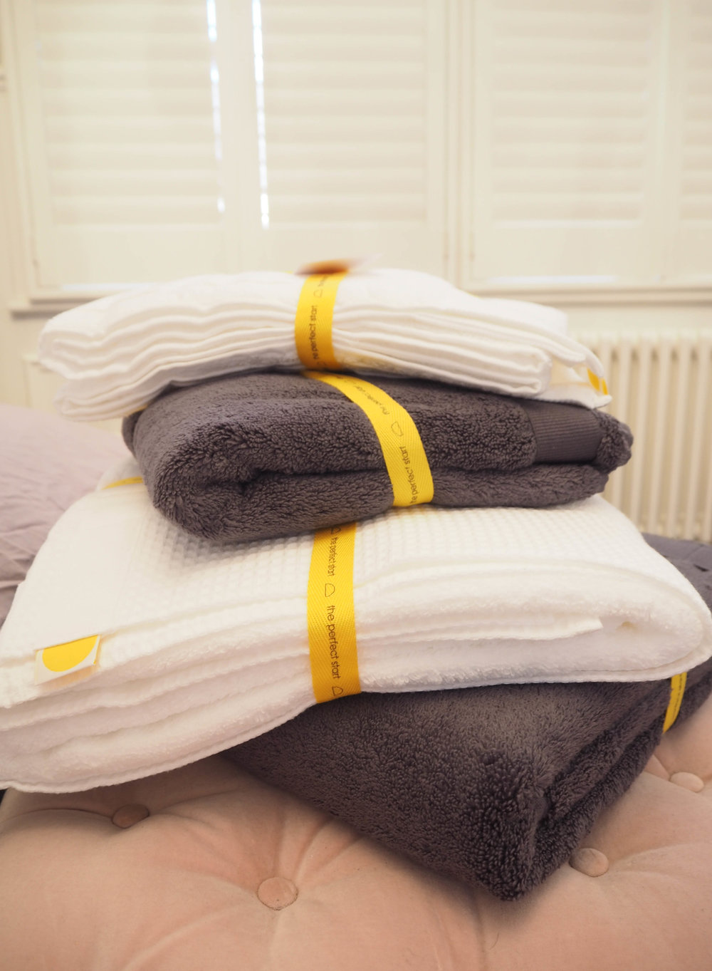 Eve Sleep Towels