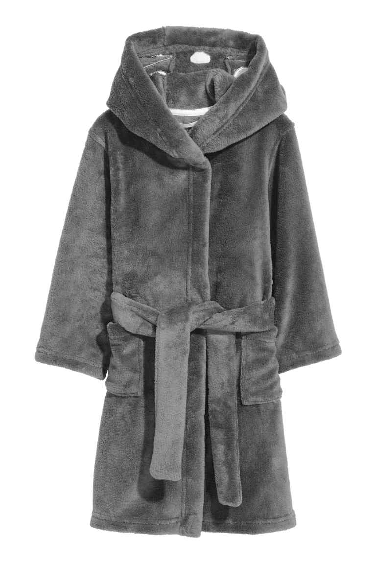 Dressing gown £17.99
