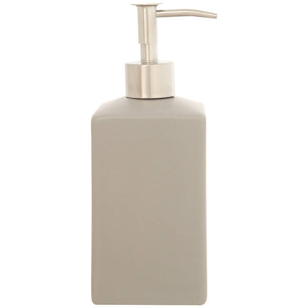 Sainsbury's Home Grey Rectangular Soap Dispenser £7