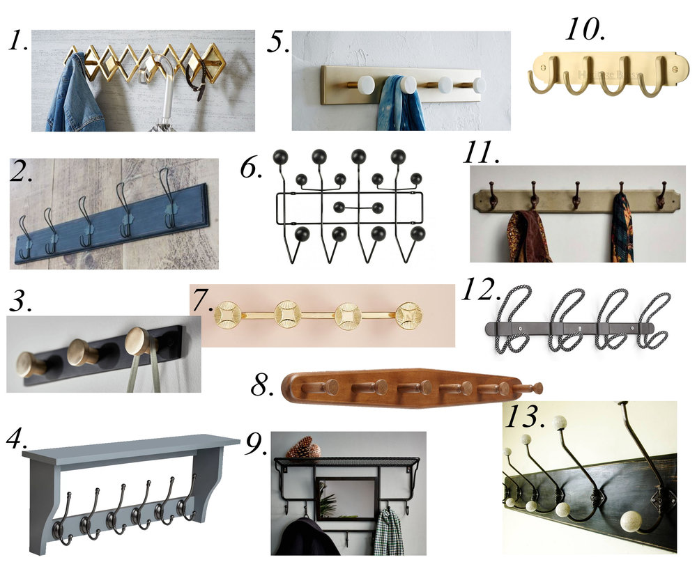 Coat racks- my pick of the best