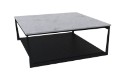 Camerich marble top coffee table £1,048