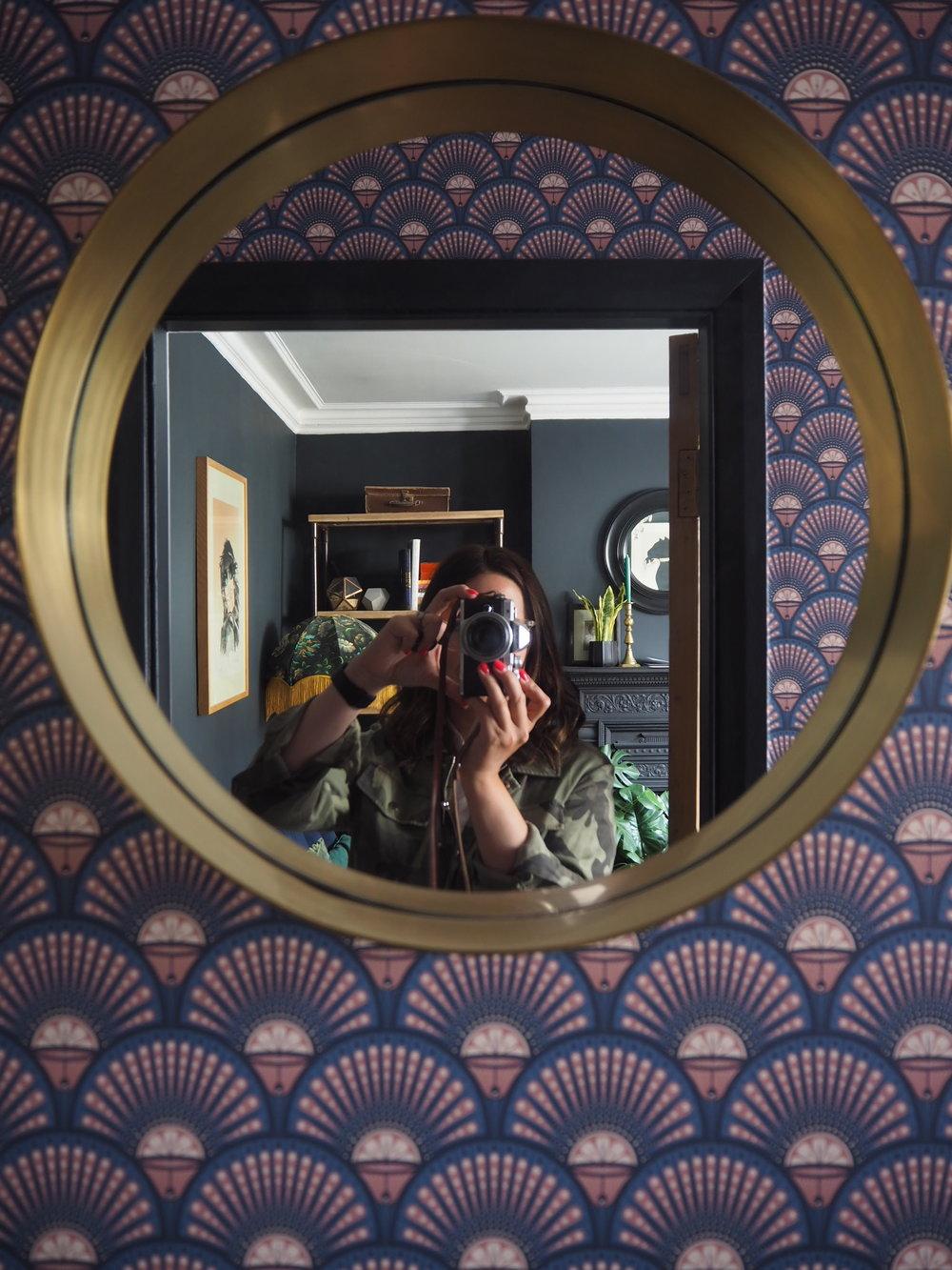 Amanda Cotton selfie