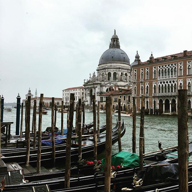 Cloudy Venice
