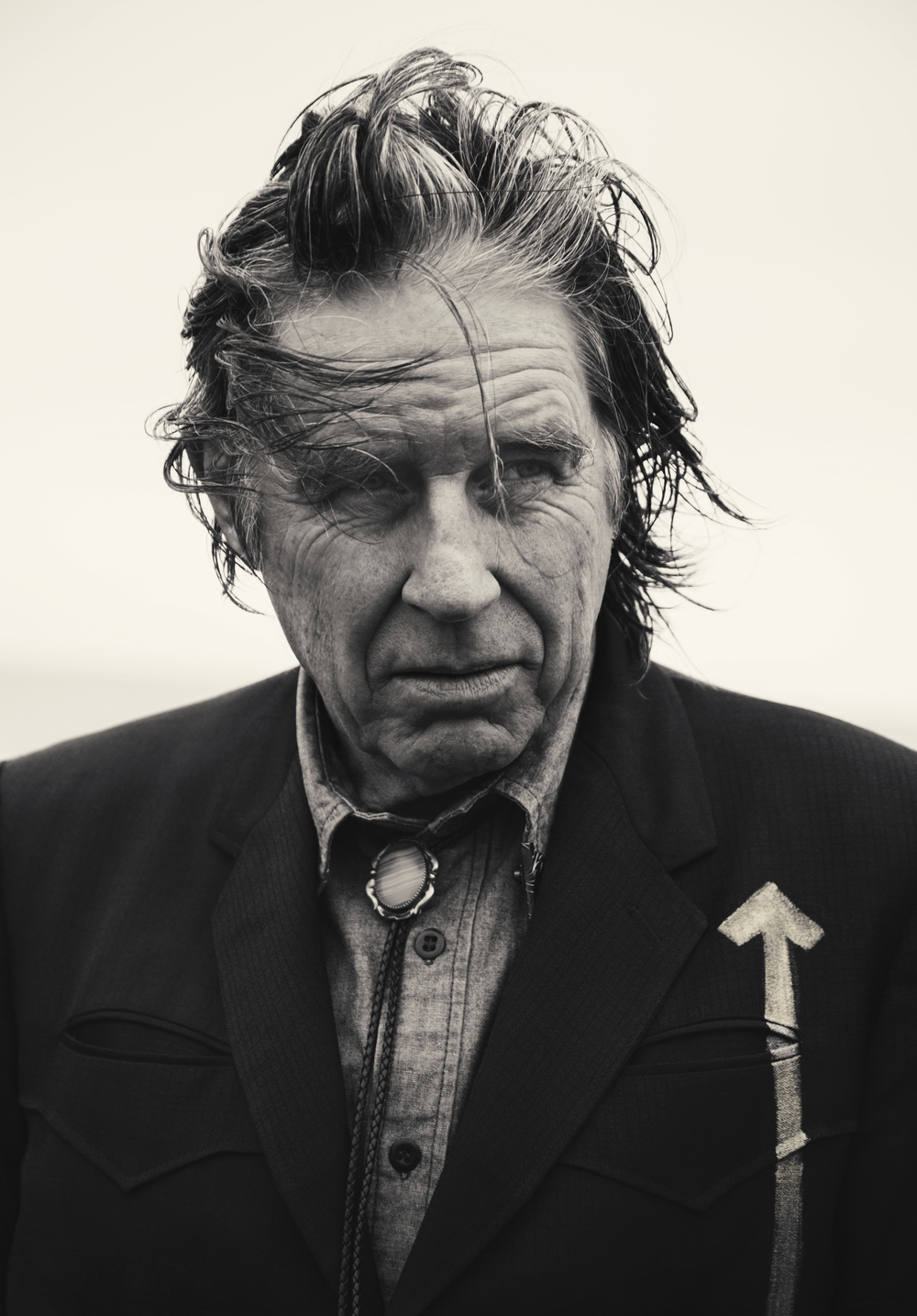 JOHN DOE PHOTOGRAPHED BY JIM HERRINGTON