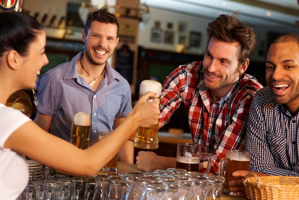 No.1 Draft Beer and Wine monitoring system in hospitality