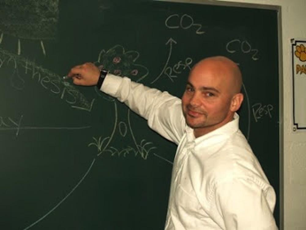 Chris Brocci  Grade 8 Science Teacher