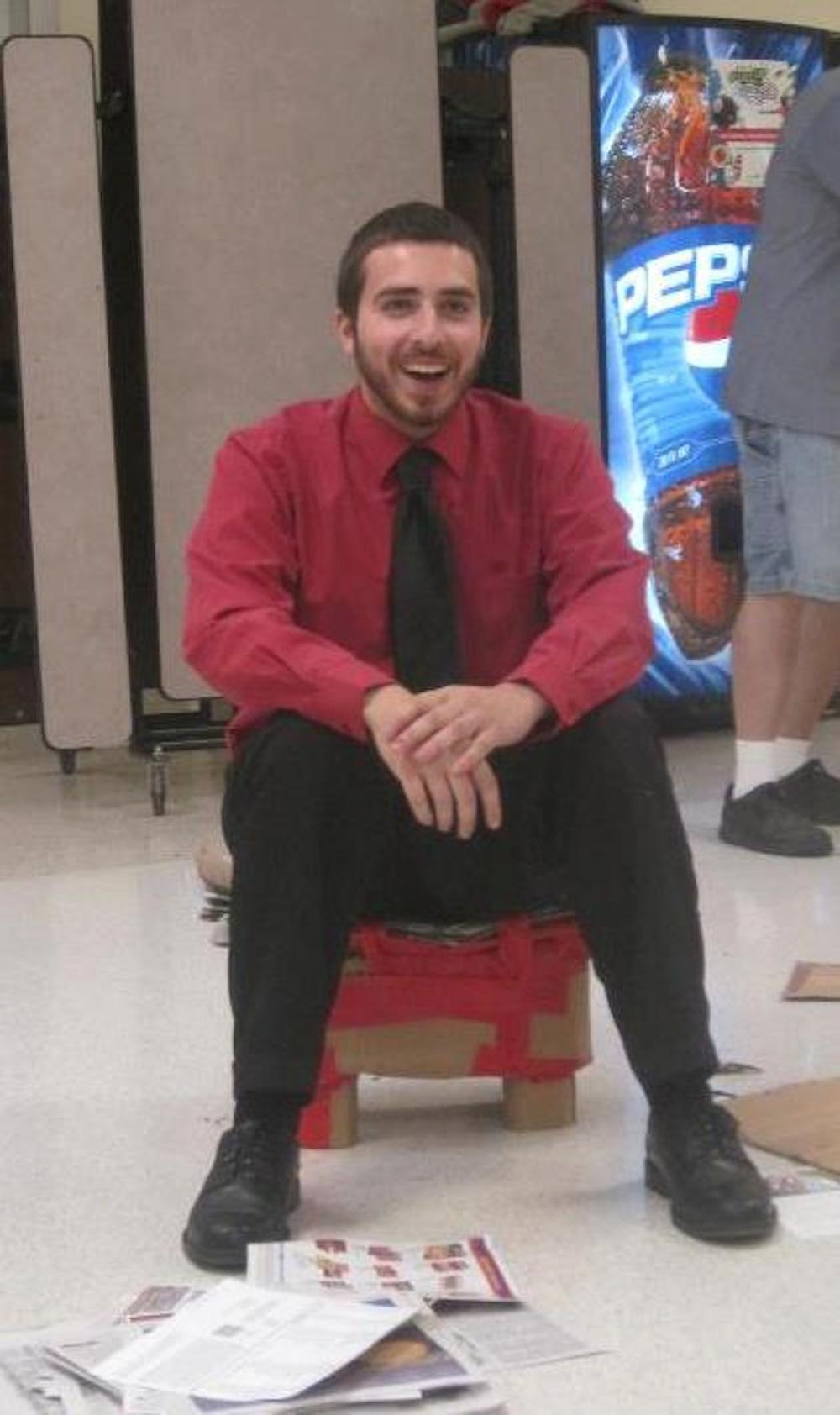 Vince Corrado 8th Grade American History Teacher