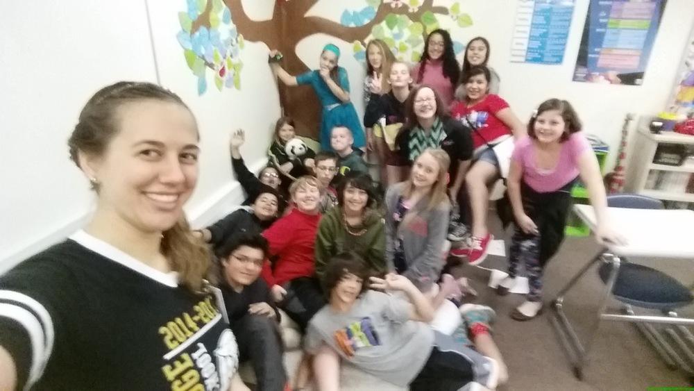 Megan Eberle  6th Grade Language Arts Teacher