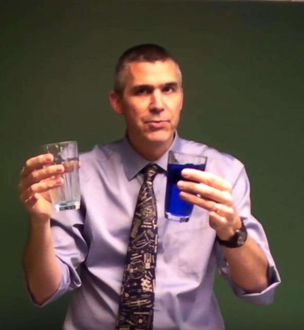 Ed Hitchcock Secondary Science Teacher
