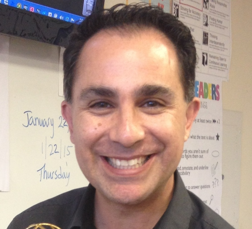 Dean Deaver (@deandeaver) 4th Grade Teacher/Adjunct Professor