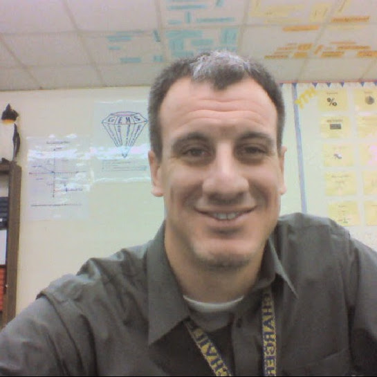 Peter Richey (@MrPRichey) Middle School Math Teacher