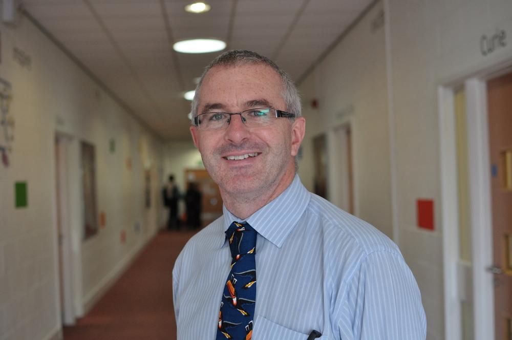 Peter Clarke Subject Leader (Head of Department), Science