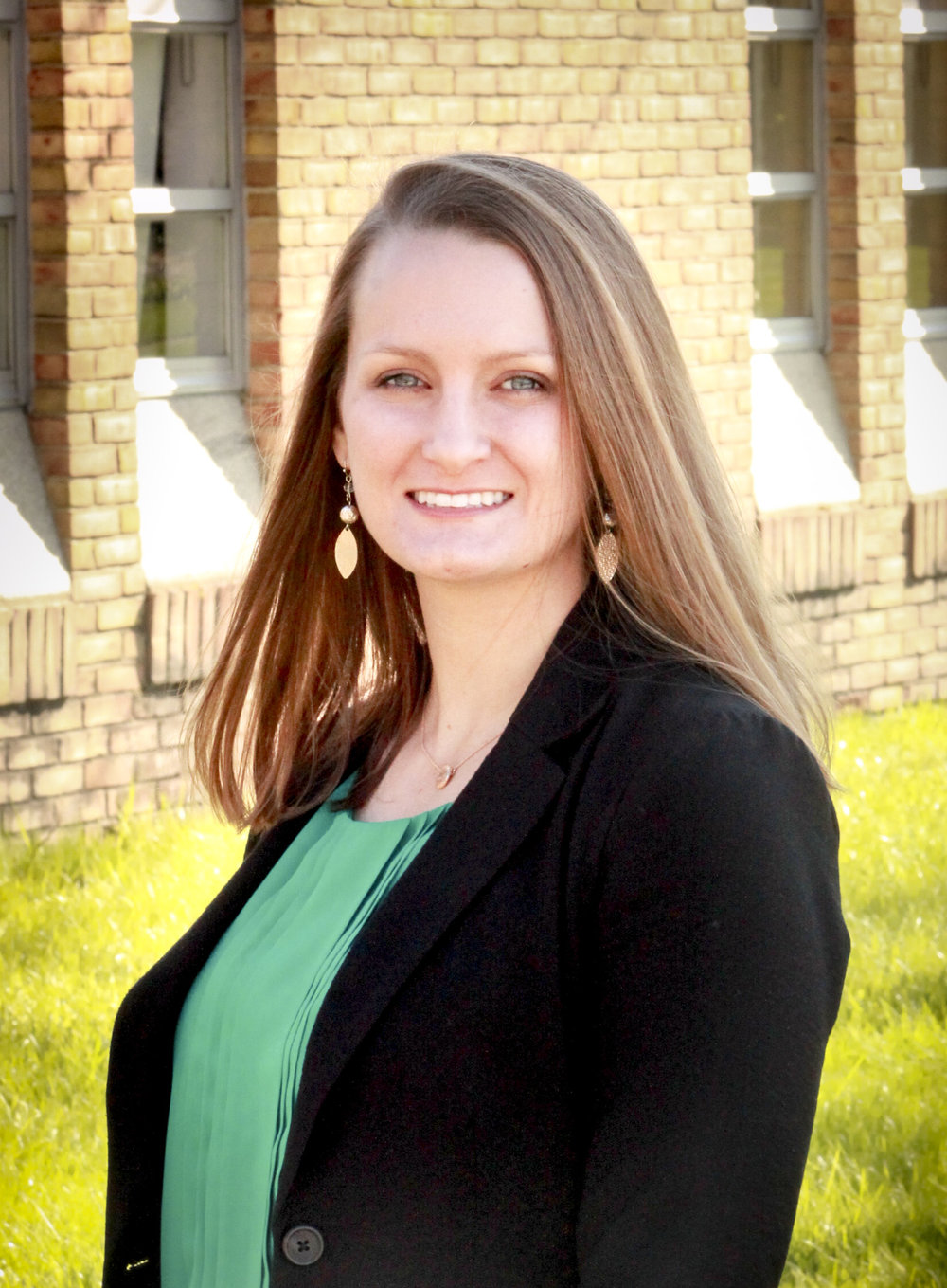 Megan Menker  Middle Division Faculty