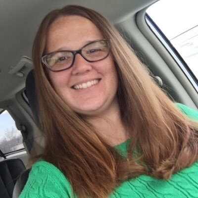 Courtney Stenzhorn ( @mobizteach )  6th - 12th Grade Computer Technology Teacher