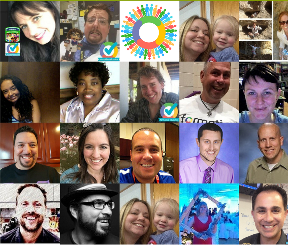 Some of the awesome educators who've joined our community in the past few days!