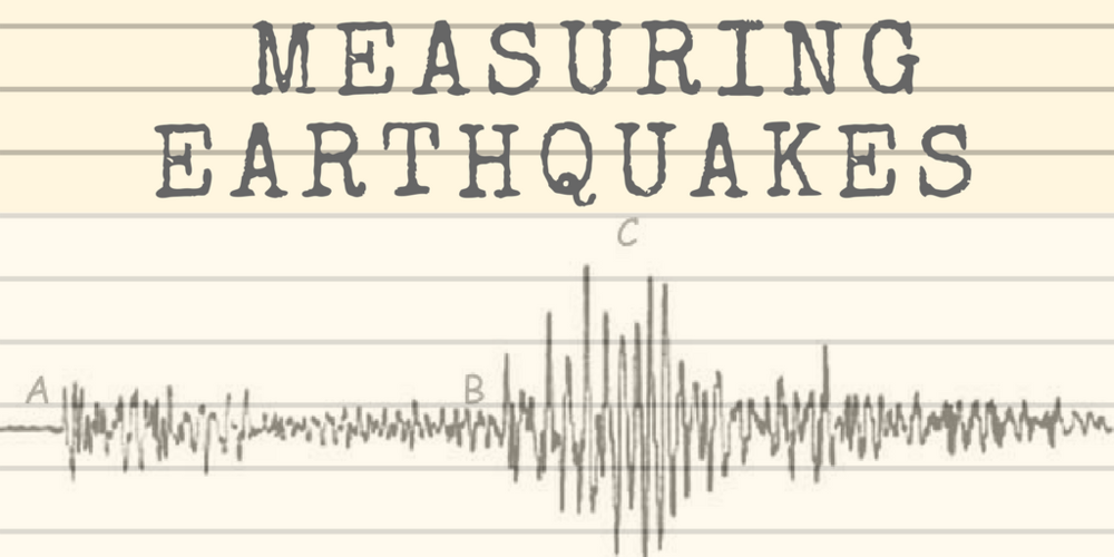 Standards Alignment - SES1.c, SES6. a The formative addresses student's understanding of how scientists measure earthquakes and the following associated vocabulary: P wave, S wave, surface wave, seismograph, seismogram, moment magnitude (supports/modeled after the guided reading worksheets 8.2 from Prentice Hall Earth Science 2009 Tarbuck and Lugens).