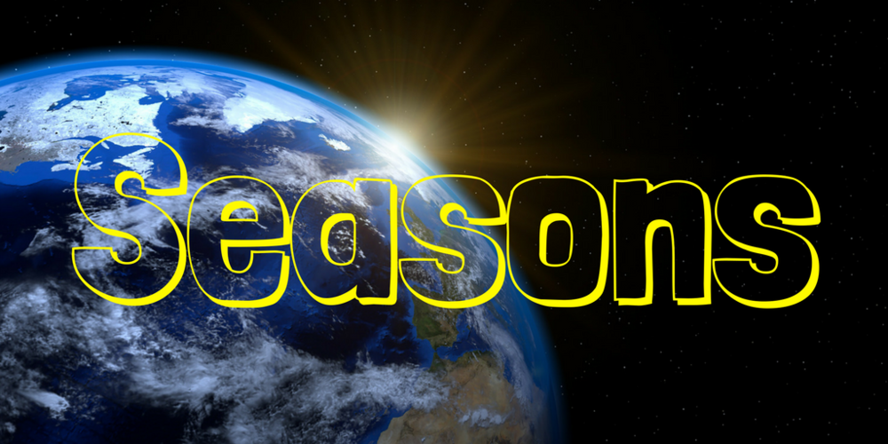 SAST3. b   This formative will utilize student's conceptual understanding of what causes seasons. Research in Astronomy Education shows that many students strongly hold misconceptions regarding seasons.