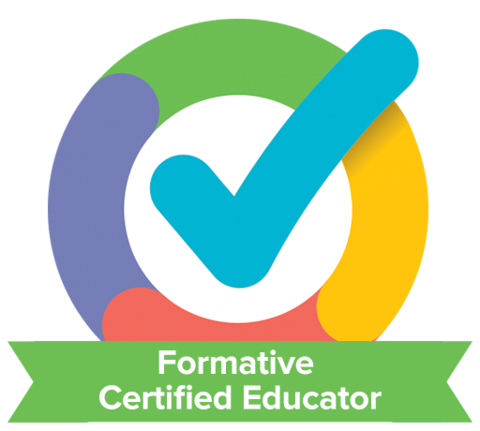 Become Formative Certfieid!