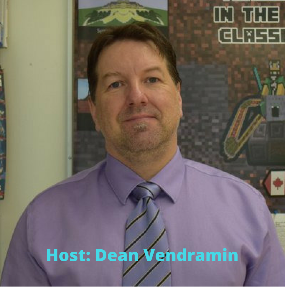 Host: Dean Vendramin