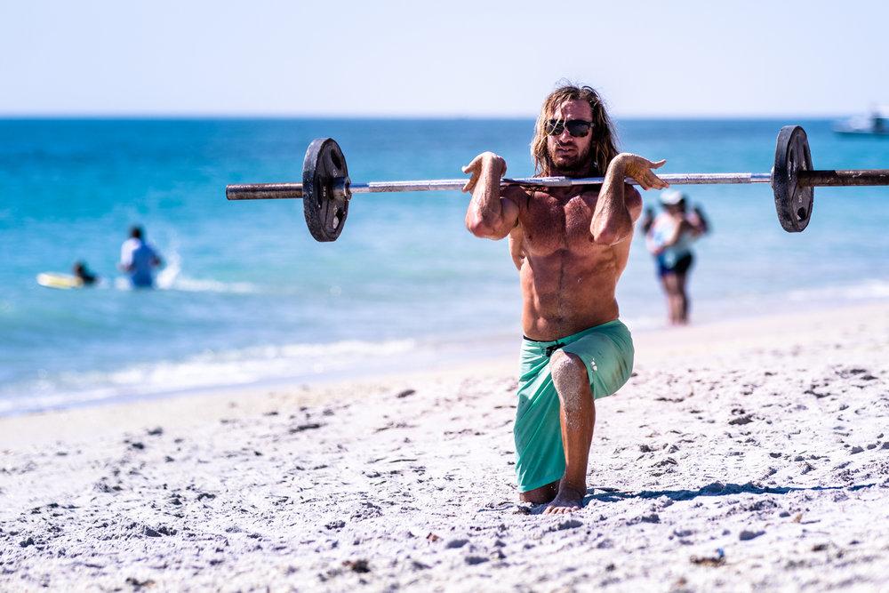 Shaun Dribble of Orchid Island CrossFit