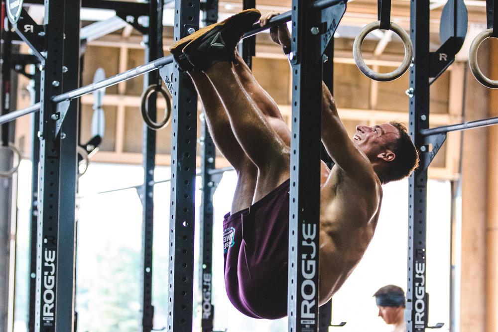Dylan Malitsky at  CrossFit Fast Factory