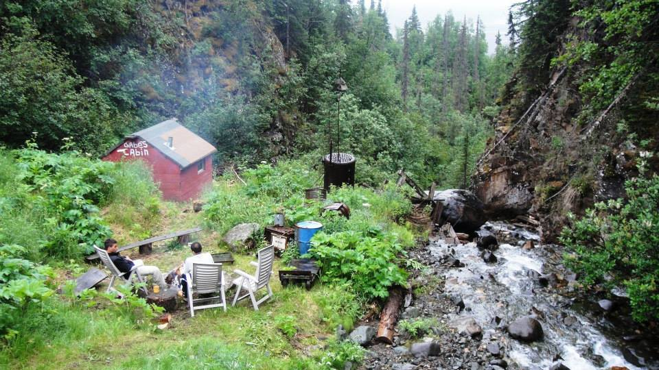 Visiting a homesteader who lives sustainably off the wild Alaskan land.