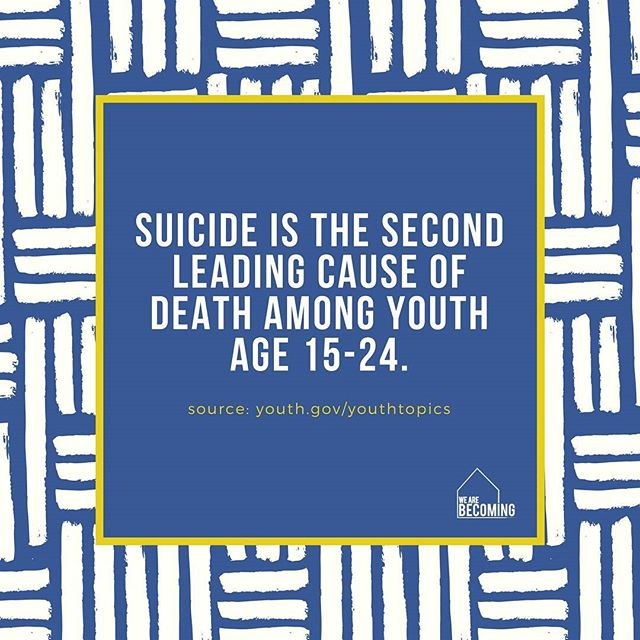 Children in foster care are almost 3 times more likely to have considered suicide and almost 4 times more likely to have attempted suicide than children who have never been in foster care. - #wearebecoming #agingout #fostercare #wednesdaywisdom #dosomething #nyc #bronx #teens #faithinspired #life #restorehope #suicideprevention  #davethomasfoundationforadoption