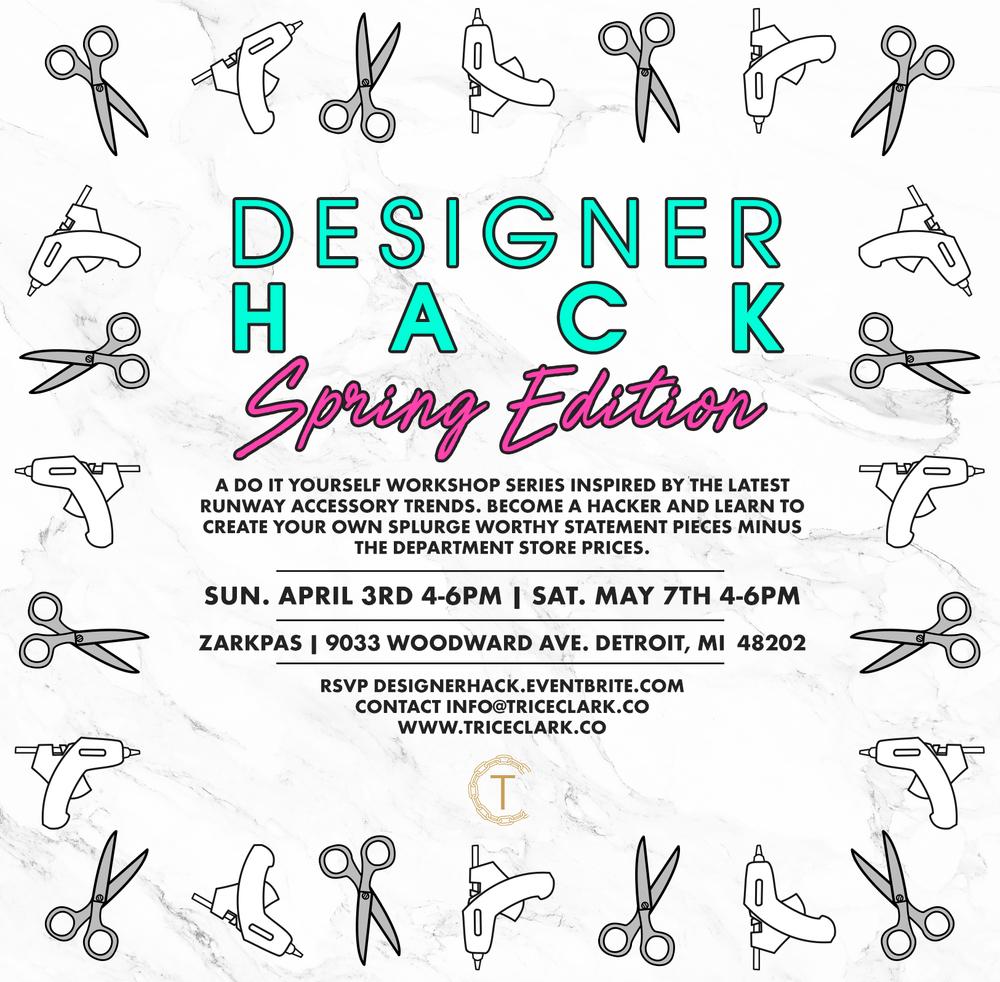 Designer Hack