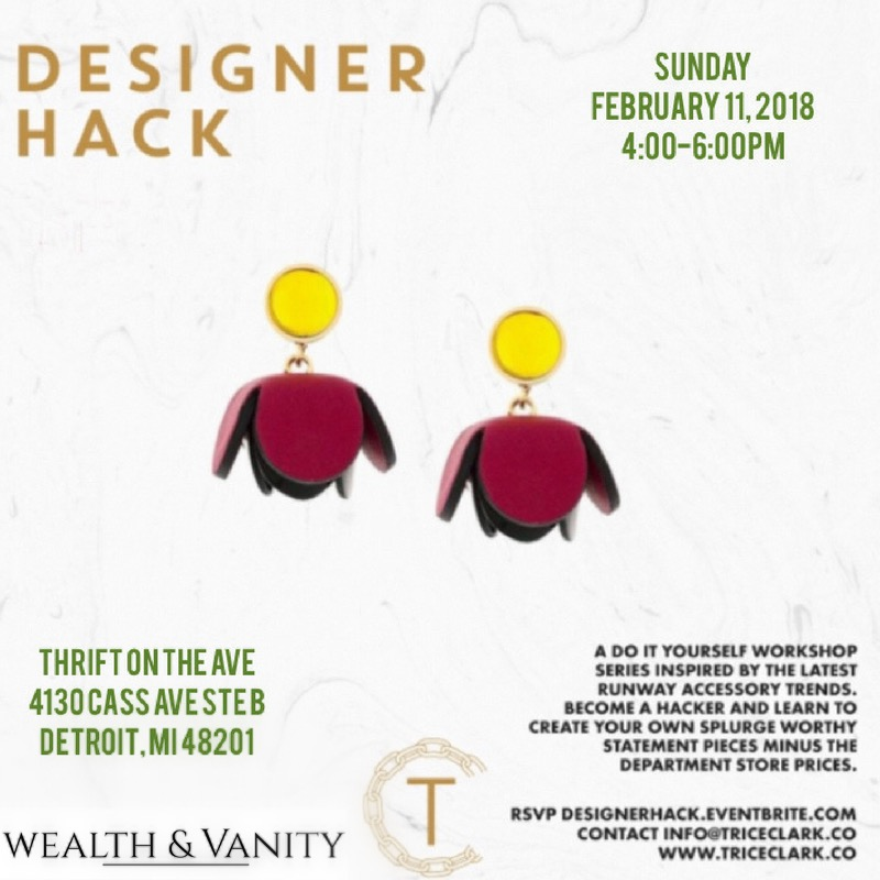 Designer Hack February