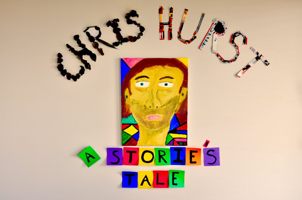 "October 16th, 2018 - My next record ""A Stories Tale"" is complete! It will be available on all platforms October 31st, 2018! I am really excited to share this project with the world.https://chrishurstyy.com/chrishurst/music/"