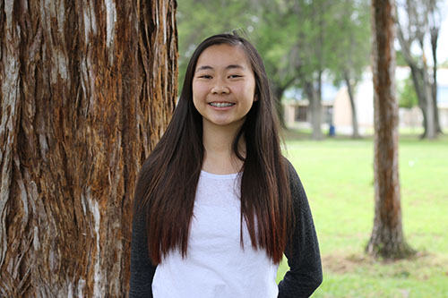 Hey hey hey there Key-clubbers! My name is Nancy Nghiem, and I will be serving as one of your project directors for the 2017-18 term! I've been in Key Club since my freshman year, and last year, I served as one of the sophomore class directors. Key Club means so much to me, and it has a very special place in my heart. I am extremely thrilled to lead more events this year and get to know more general members as I break out of my shell and become a leader! Some things that you might not know about me is that I enjoy playing tennis and watching K-dramas. One of my goals this year is to have all the general members become more involved with the community and show them what service is all about! If you see me around, please be sure to say hi (and ask me how I feel xD)!!