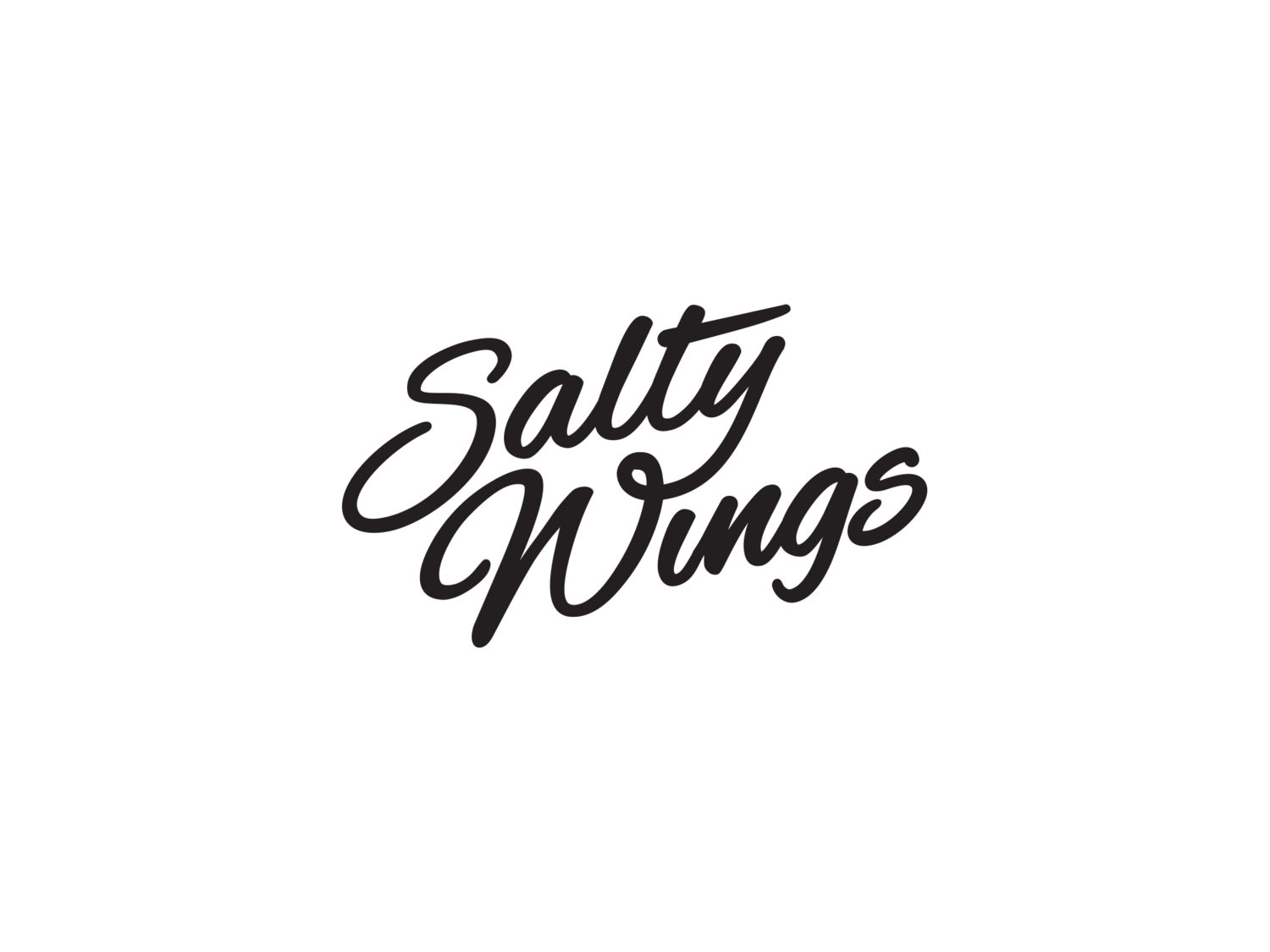 Salty Wings