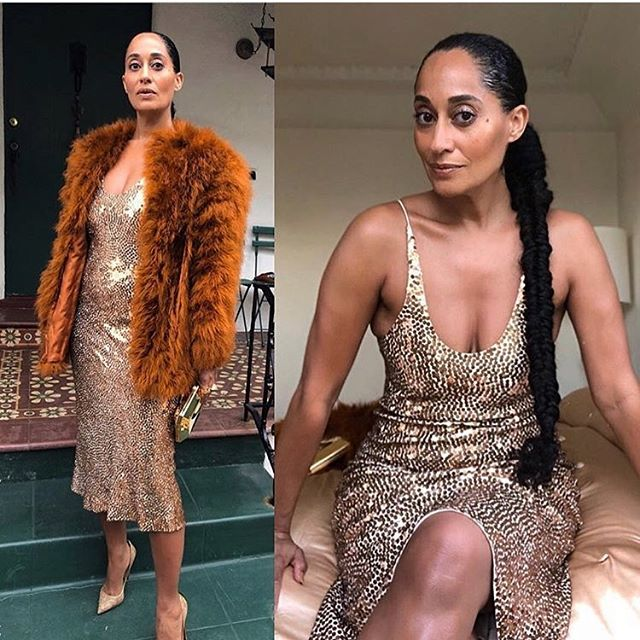 #TraceeEllisRoss x #SaintLaurent x #NarciscoRodriguez For The #NAACP Image Awards #Fashion #Style #RP #TheFashionTea