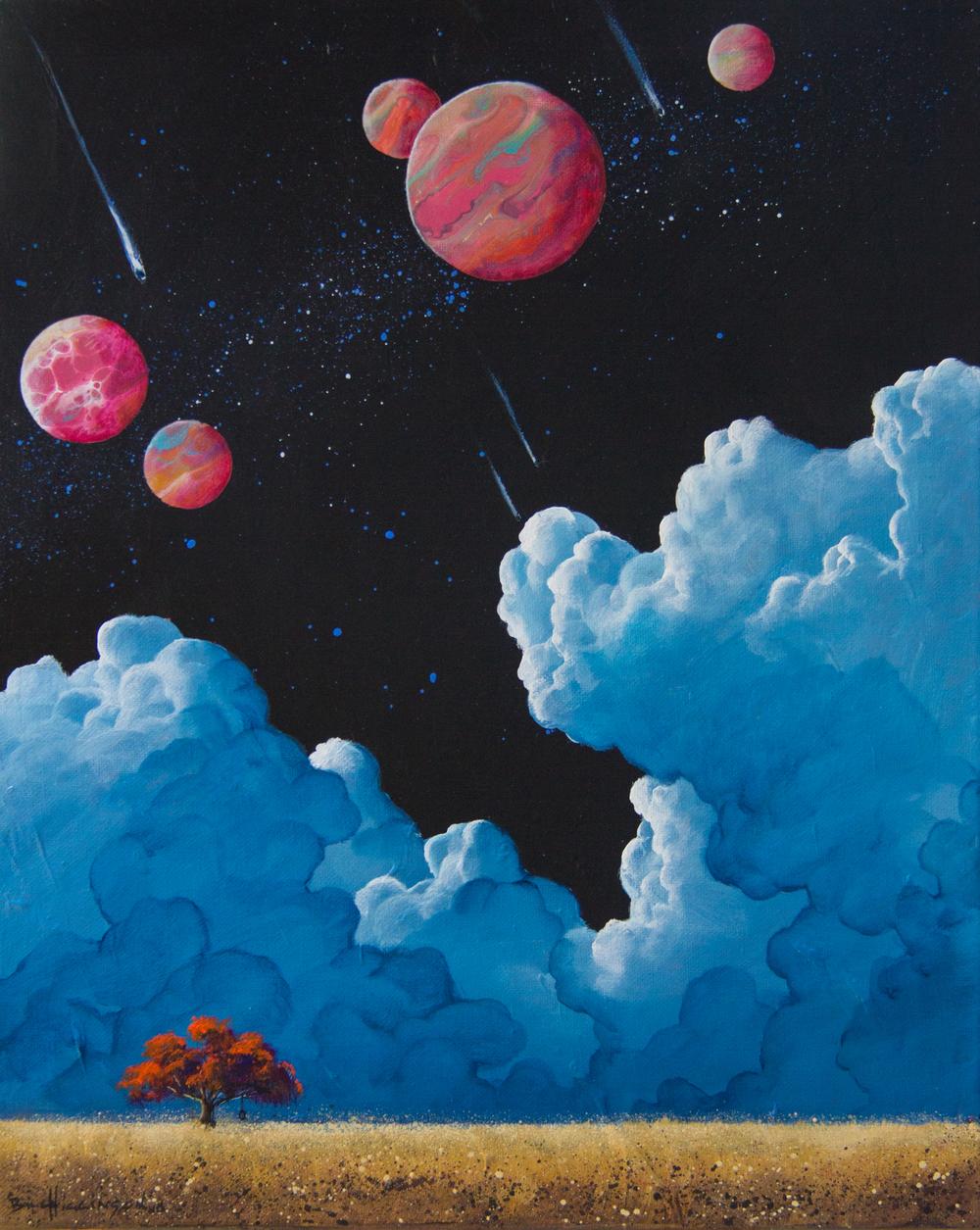 bill-higginson/art/meteor-shower/childrens-fantasy-landscape-surrealism