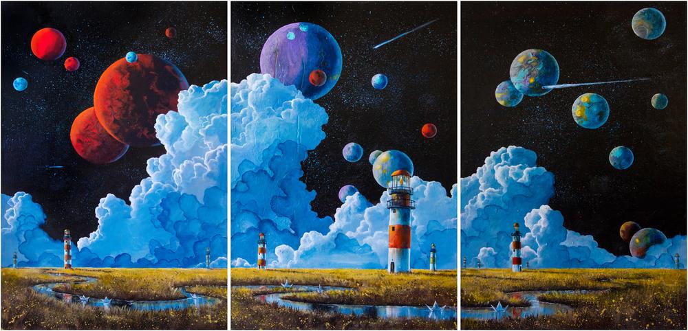 THE VOYAGE-bill-higginson/art/the-voyage/childrens-fantasy-surrealism