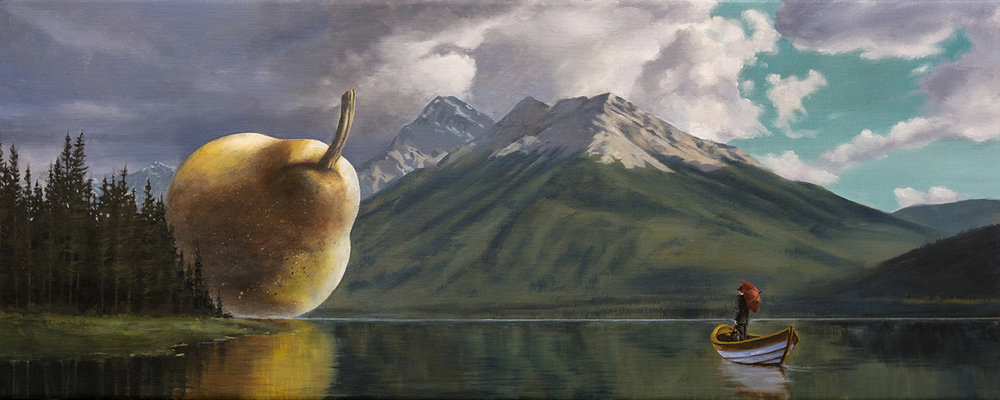 w1 - second contact - William D. Higginson - surrealism art.jpg