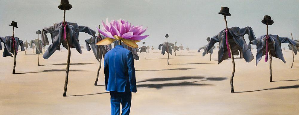 w1 - curse of kuebiko - William D. Higginson - surrealism art.jpg