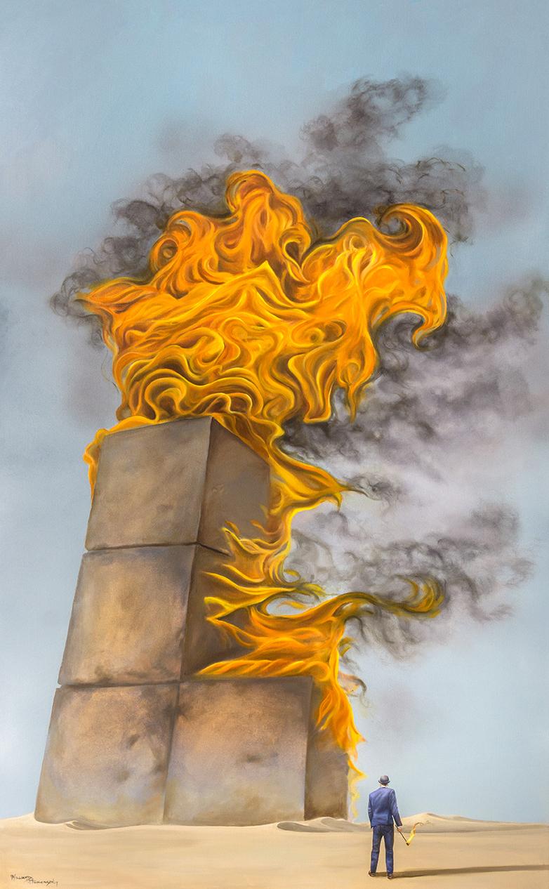 w1 - spark - William D. Higginson - surrealism art.jpg