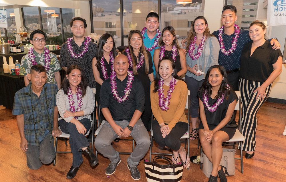 Ad 2 Honolulu 2018-2019 Album