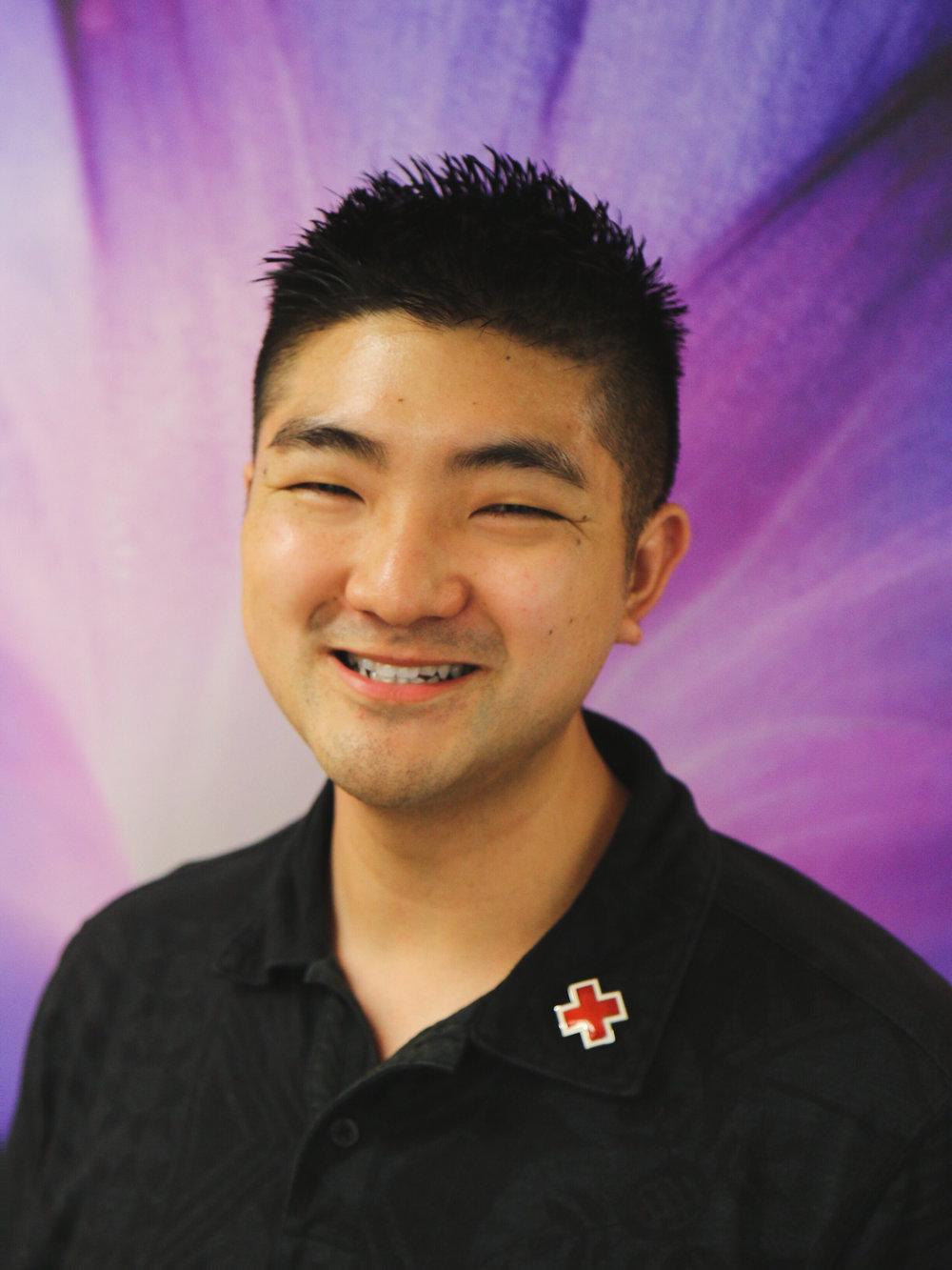 SECRETARY    Trey Takahashi   Donor Development Officer Red Cross Hawaii