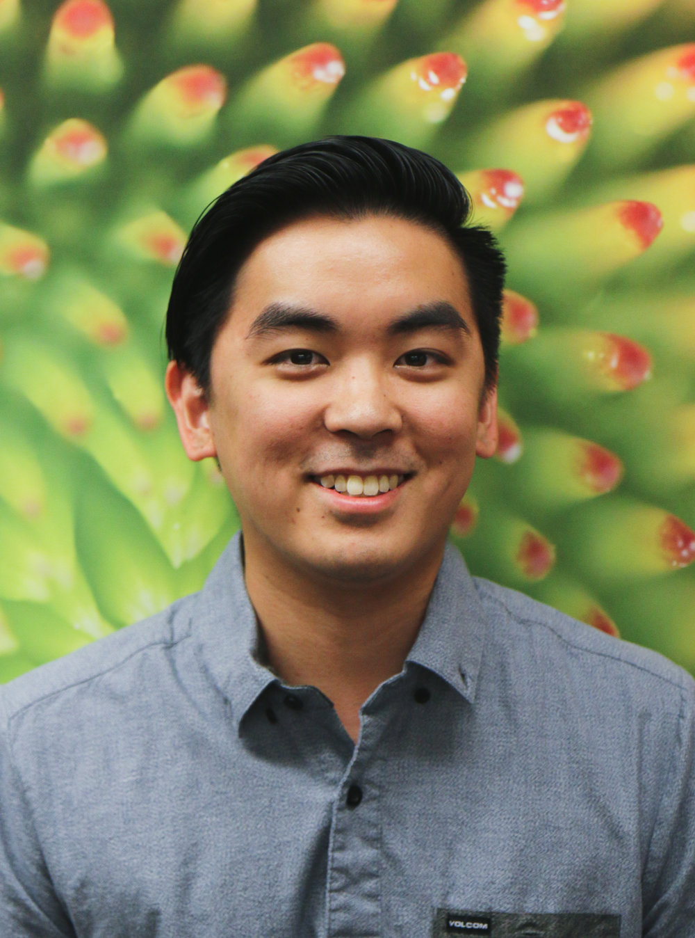 COMMUNICATIONS CO-CHAIR    Mitchell Inouye   Assistant Sales Manager EMSS