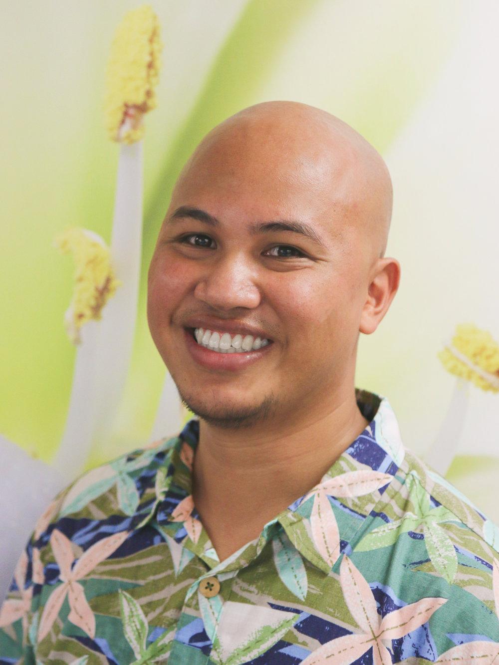 PRESIDENT    Roann Gatdula   Graphic Designer Hagadone Hawaii