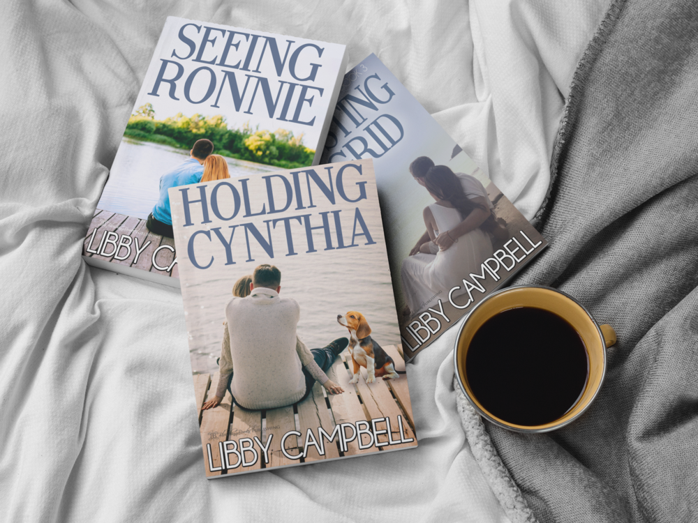 Romancing the Coast - a series of three books set in the beautiful Pacific Northwest. Read one or all of these standalone stories about strong women and the men who love and challenge them.