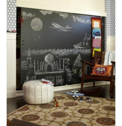 chalkboard walls 2