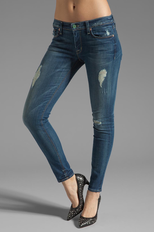 Hudson Jeans - Krista super skinny $200 (ish)
