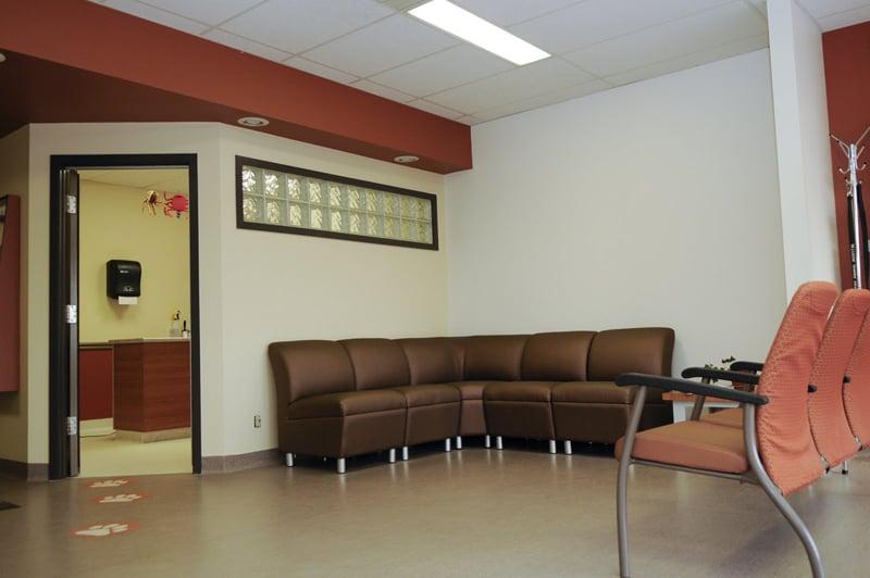 Reception area next to dog exam room.jpg