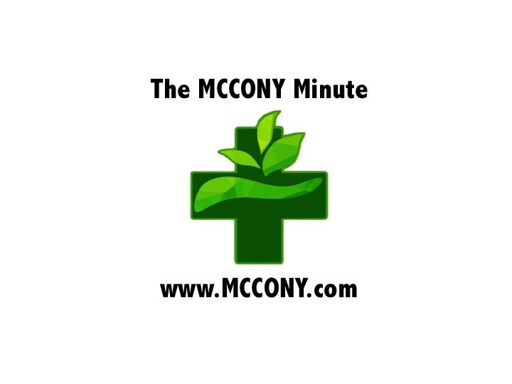 MCCONY Minute