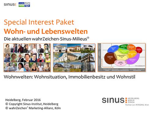 Manfred Tautscher, Geschäftsführer Sinus-Institut, stellt Auszüge aus dem aktualisierten Handbuch vor und beantwortet Fragen zu den Sinus-Milieus.